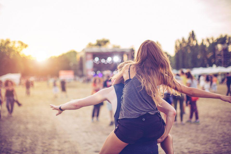 Festival vibes at Houma Events